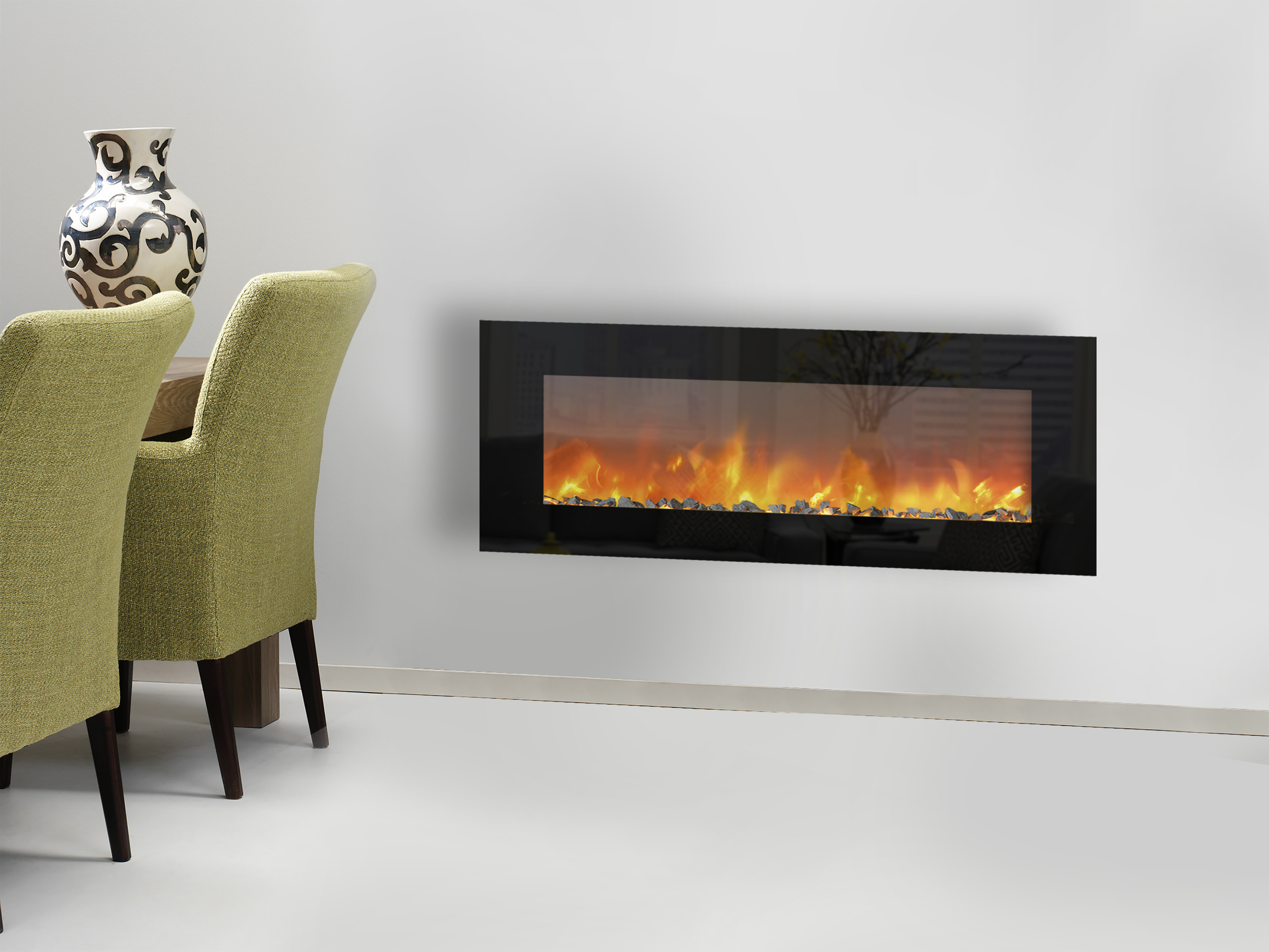 home new ethanol products at mounted fireplace heating category indoor paramount wall