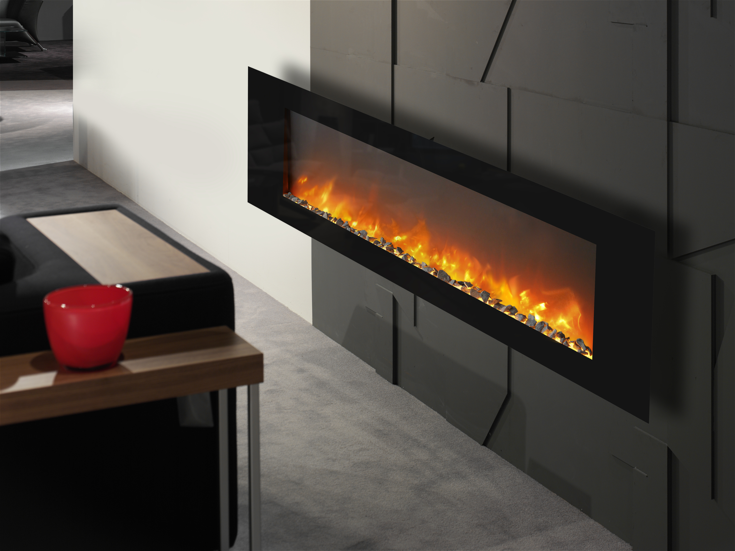 electric wall surround trivero 180 ruby fires. Black Bedroom Furniture Sets. Home Design Ideas