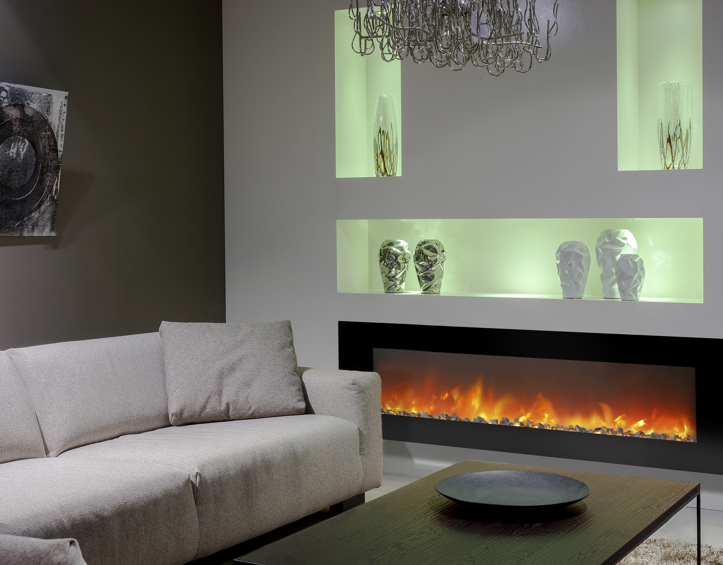 fireplaces contemporary ethanol talking mounted wall design of recommended ventless fireplace image book