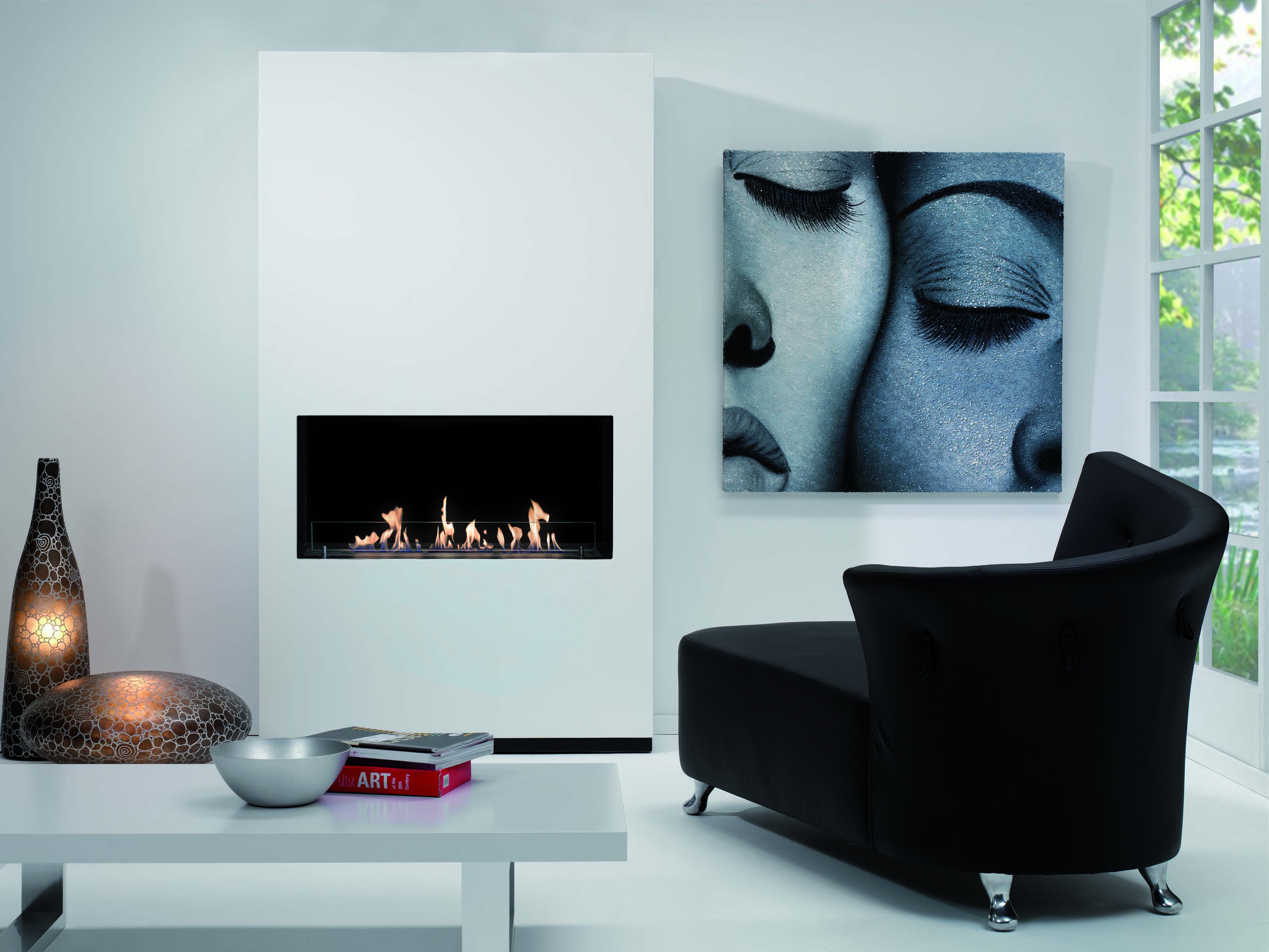 ambiance schouw ruby fires. Black Bedroom Furniture Sets. Home Design Ideas